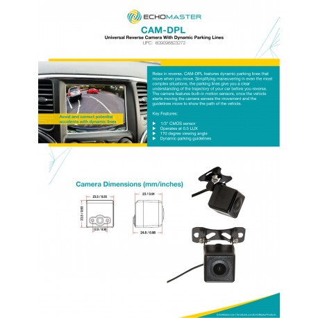 CAM-DPL One Sheet