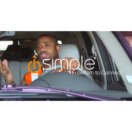 iSimple CarConnect Men After Work Commercial