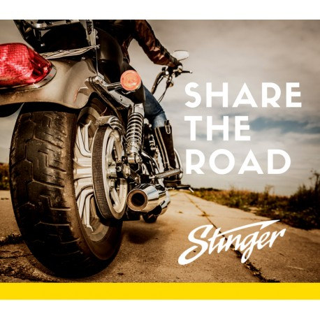 Stinger Share the Road
