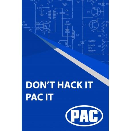 Don't Hack it PAC it 2