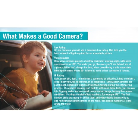 """What Makes a Good Camera"" Panel"