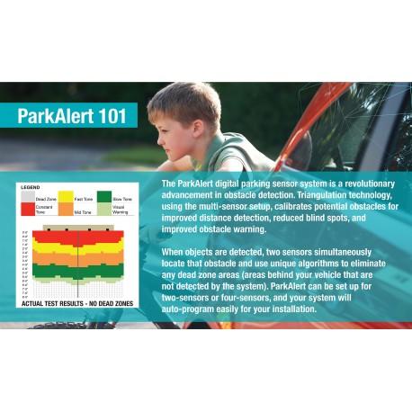 ParkAlert Info Panel