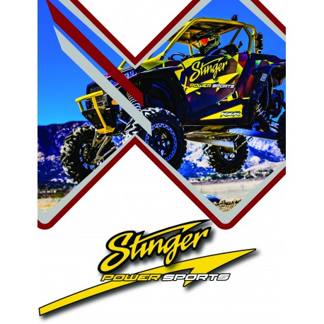 Stinger Power Sports Bifold