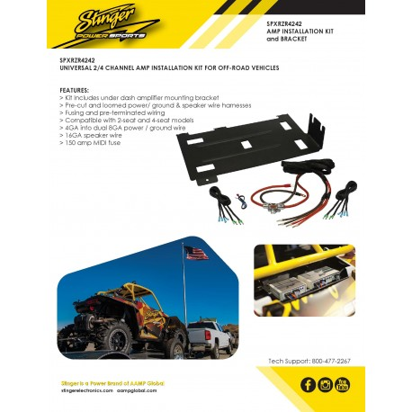 SPXRZR4242 One Sheet