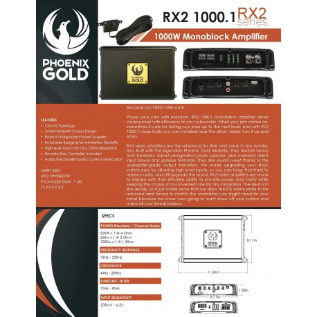 RX2 1000.1 One Sheet