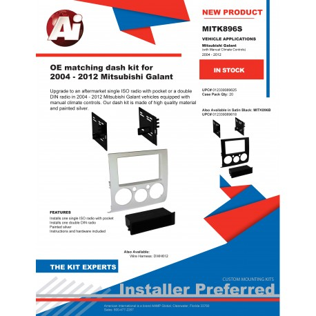 MITK896S Product Sheet