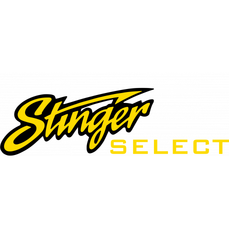 Stinger Select Black and Yellow EPS