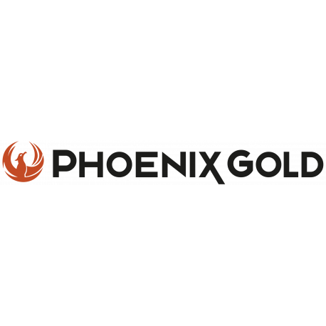 Phoenix Gold Full Color PNG