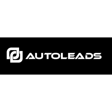 Autoleads White PNG