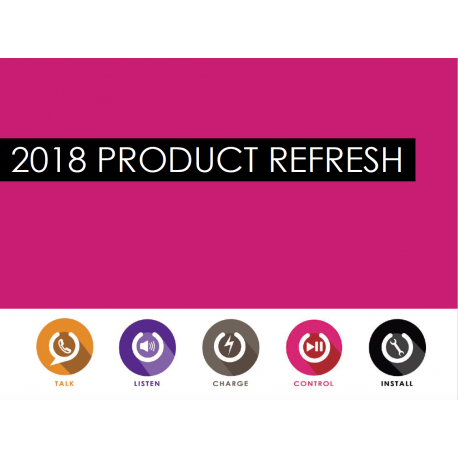 2018 Updated SKU Refresh Product Slides