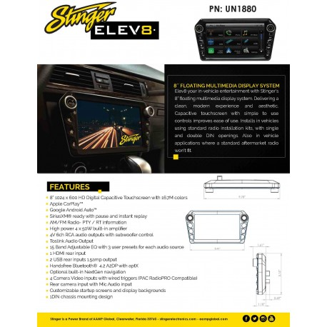 Elev8 One Sheet