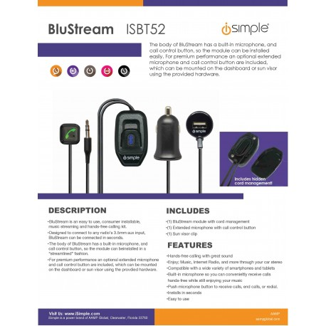ISBT52 One Sheet