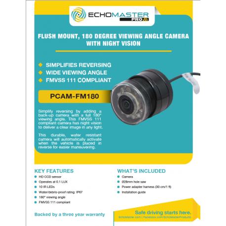 PCAM-FM180 Product Sheet