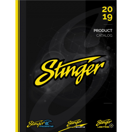Stinger 2018 Catalog